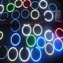 Good designed led circle ring light RGBW led ring light