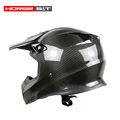 คาร์บอนไฟเบอร์หมวกกันน็อกความปลอดภัยhm-780/อุปกรณ์รถจักรยานยนต์