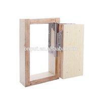 Durable hot-sale clip on hinge door bookcase hinge
