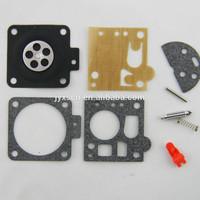 Chainsaw gasket set for trimmer rebuild repair kit/carburetor tool