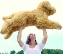 High quality custom best made toys plush dog stuffed animals