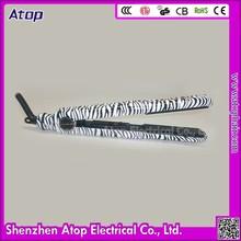 No Heat Hair Straightener Wholesale Flat Iron In Chocolate Hair Straightener
