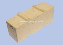 silica brick for glass furnace