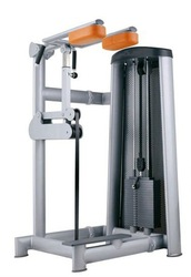 gym equipment names Standing Calf Raise Machine used in fitness center