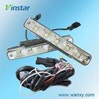 E4 Car LED Daytime Running Light DRL Car Light LED Lights for Car Daytime