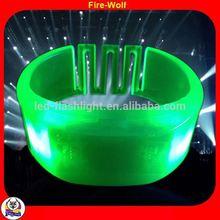 Remote Wristband Whoelsale Silicon Wristband Light When Move Factory Whoelsale Silicon Wristband Light When Move