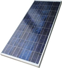 Manufacturer supply 130W - 155W solar cell module Monocrystalline Solar Panel
