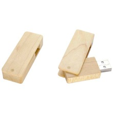 Creative gift classic 4GB natural wood 2.0 usb flash disk, wooden usb flash drives