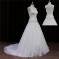 creare il proprio pezzo intero pizzo abito da sposa