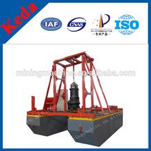 Sand Jet Suction Digging Dredger/Boat/Ship/Vessel