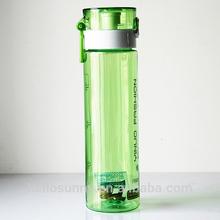 No BPA Plastic Drinking plastic travel bottle -For wholesales