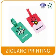 Custom Plastic Luggage Tag Wholesale