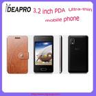 "Opal Mini Note 3 GSM 900/1800 850/1900 3.2"" HVGA Cheap China Ultra Thin Phone"