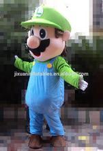 Super Mary mascotte costume/Super Mary peluche