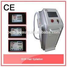 Hot sale SHR beauty equipment improve facial micro-circulation, IPL SHR hair removal beauty machine for sale - A011