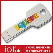 Most Fashion High Quality Label USB Flash Drive
