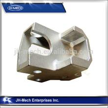 Precision casting auto parts with sand-blasting