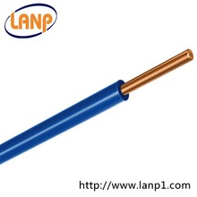 copper material BV house wiring electrical wire