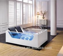Portable Two Person Sexy Outdoor Mini Massage Bathtub Spa Hot On Sale