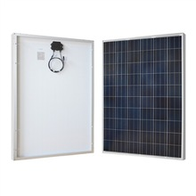 High efficiency poly 24 volt poly photovoltaic module with TUV certificate for on and off grid system