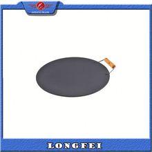 FACTORY SUPPLY!! Non-stick Round black dish pan plastic
