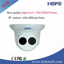 HOFO 1.3MP professional CCTV camera, ir dome camera waterproof camera for project