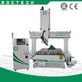 La máquina de fresado cnc 4 ejes/madera tallada rc1325rh-atc