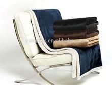100% polyester sherpa blanket 50''*60''