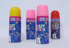 creazy party string/streamer spray 250ml
