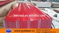 Pvdf/pvf2/Polyester gemalt gewellten Profil dach/Wand blatt hersteller- jyd stahl