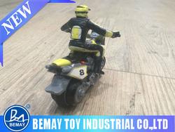 Plastic racing mini rc motorcycle toy motorcycle model