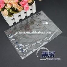 clear pvc poly bag