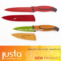 High quality sharp utility knife with color sheath