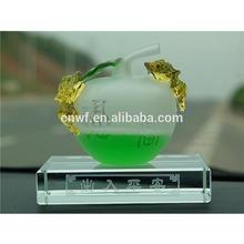 Good apple shape of jasmine tea perfume car