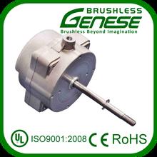 Sensorless power saving 35W BLDC motor