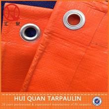 waterproof camping cover high quality coated pe tarpaulin