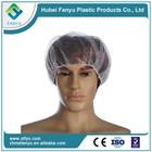 medical disposable non-woven nylon hair nets