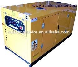 5KVA Diesel Generator Silent Engine,Metal Frame Protection,Diesel Generator Set