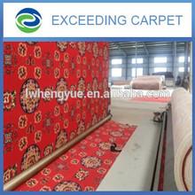 china wholesale new design printed restaurant carpet