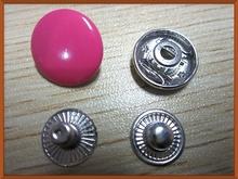 Metal snap stud,DTM cap snap button,four parts button