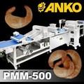 Anko pequena escala fazer Frozen massa folhada máquina de massa de pão