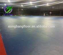 PVC indoor sport floor for futsal court