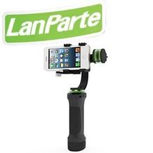 Lanparte handheld gimbal phone and Go Pro