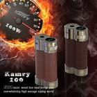 2014 NEW!!!! cigarette lighter knife 100W box mod digital electronic cigarette Mic USB port mechanical box mod fit 18650 battery