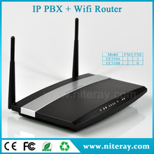Best adsl wifi router modem with rj45 port and 2 FXO FXS analog port
