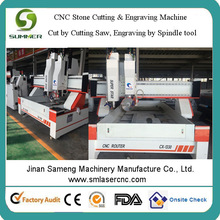 CX1330 marble cnc router Small stone cutting machine