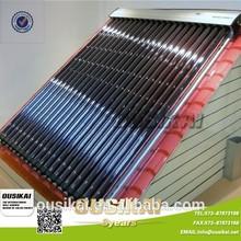2014 New Type Most Popular 12 Bar Pressure Solar Energy Vacuum Tube Collectors