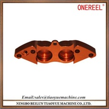CNC Precision Machining Motorcycle Part