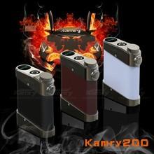 200 watt mod, kamry 200, 2000mah ego battery vs god 180, kamry 180