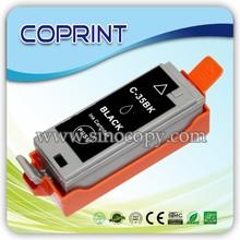 Compatible ink cartridge PGI-35 BK CLI-36 C for canon Pixus IP100